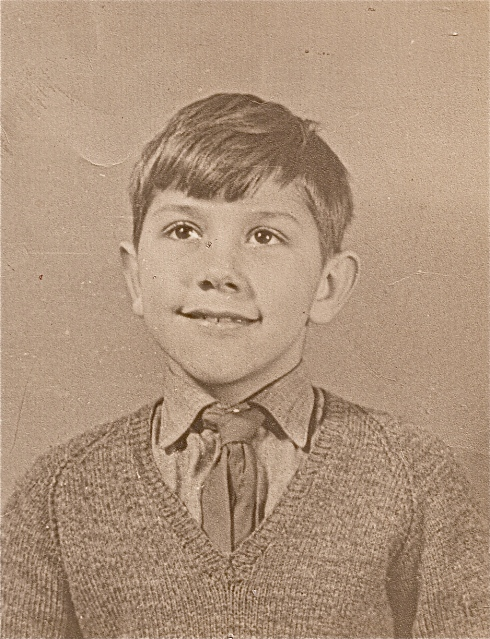 A Portrait Of The Artist As A Young Boy