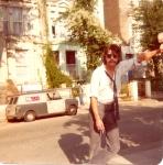 Me outside number 9 St Dukes Rd, 1978