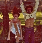 'Upside down, boy you send me...'  Diana Ross